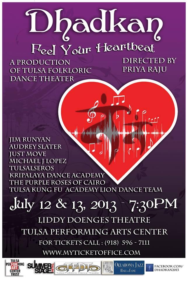 dhadkan 2013 kripalaya dance academy